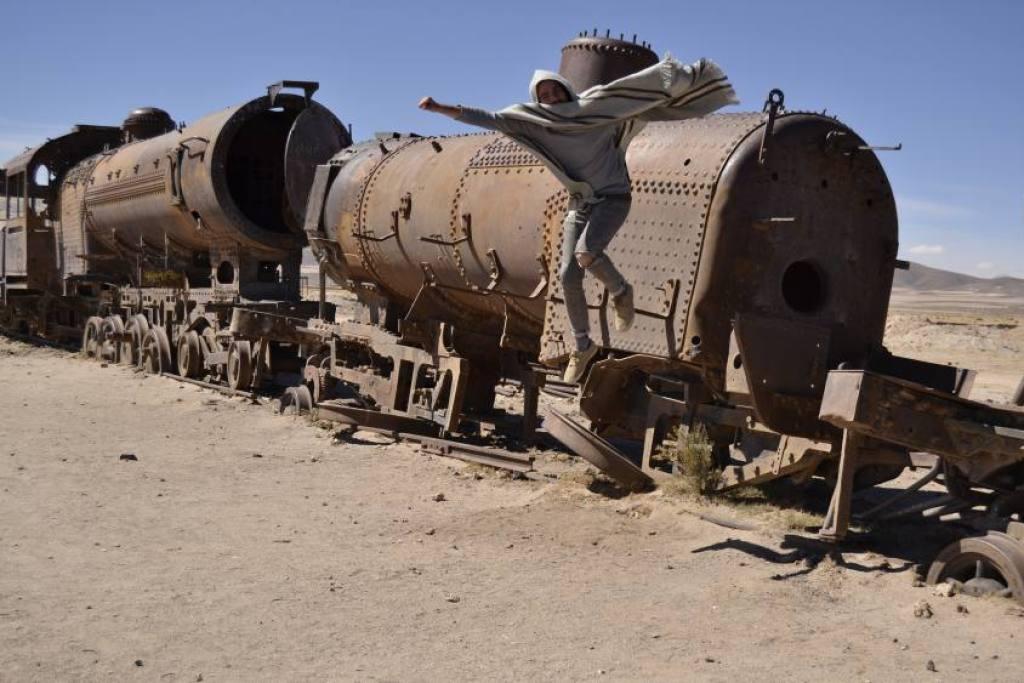 Il Cimitero dei Treni
