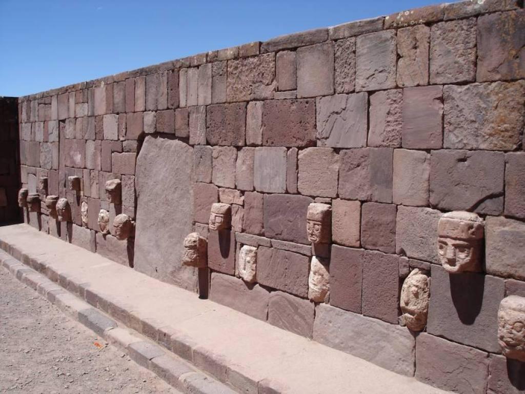 Facce Tiwanaku