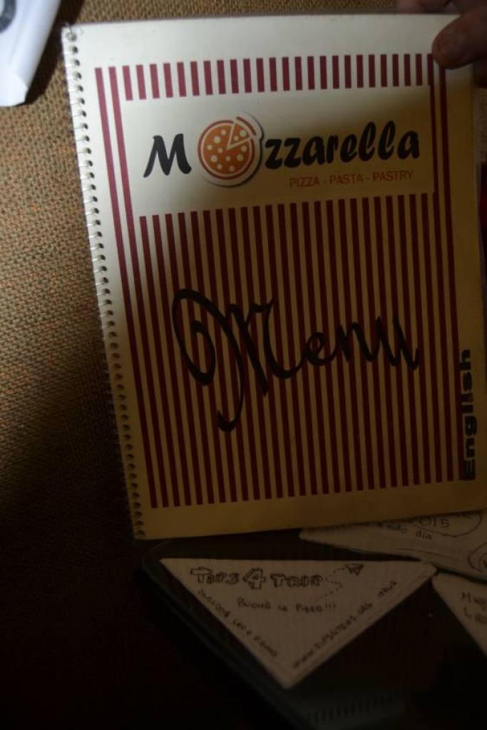 Mozzarella La Paz