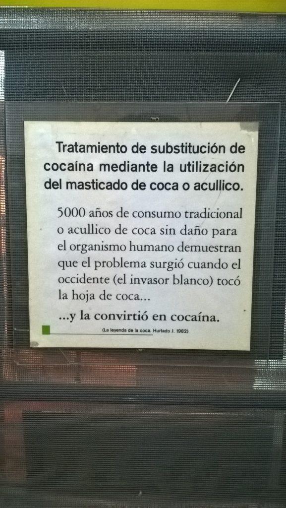 Museo della Coca La Paz