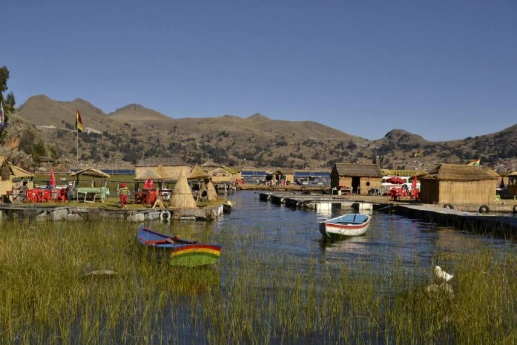 Isole galleggianti di Chañi