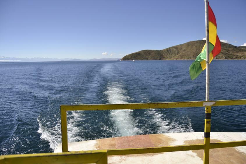 Sul Lago Titicaca da Copacabana alla Isla del Sol in Bolivia