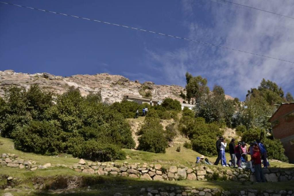 Scuola Isla del Sol Lago Titicaca