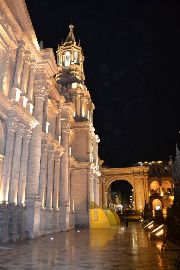 Cattedrale Arequipa