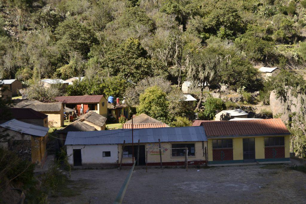 Scuola Canyon Colca
