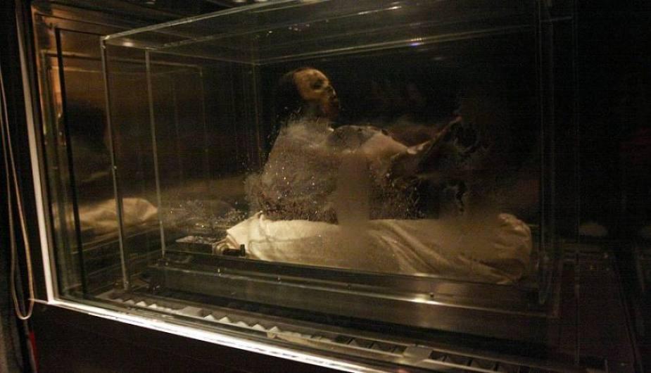 Mummia Juanita Arequipa