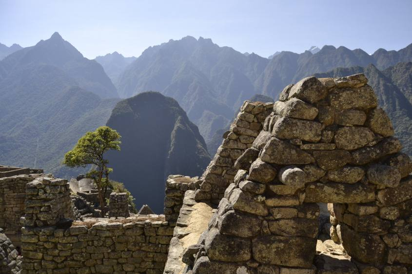 Rovine di Machu Picchu