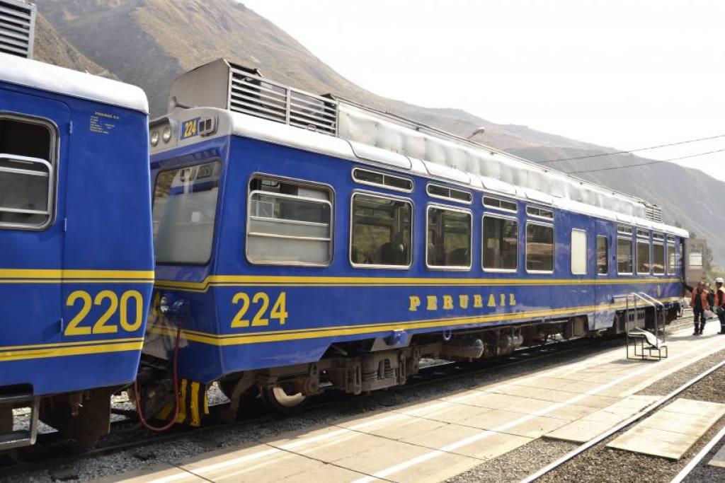 Perurail Machu Picchu