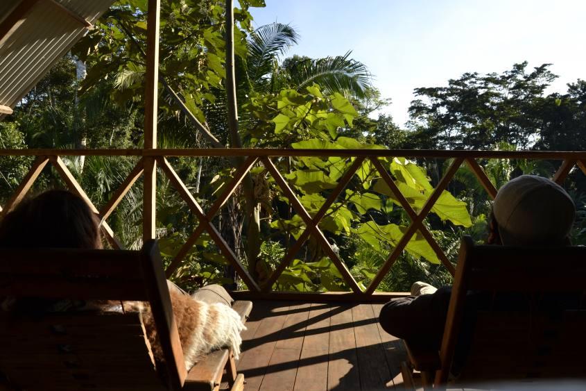 Relax al lodge compreso nel tour alla Riserva Naturale Tambopata