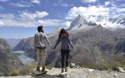Camminando fra la CORDILLERA BLANCA e la CORDILLERA NEGRA. I migliori trekking di HUARAZ.