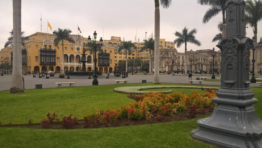 Centro Storico Lima