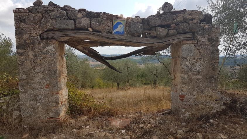 Variante Poggetto La Villa Via Francigena