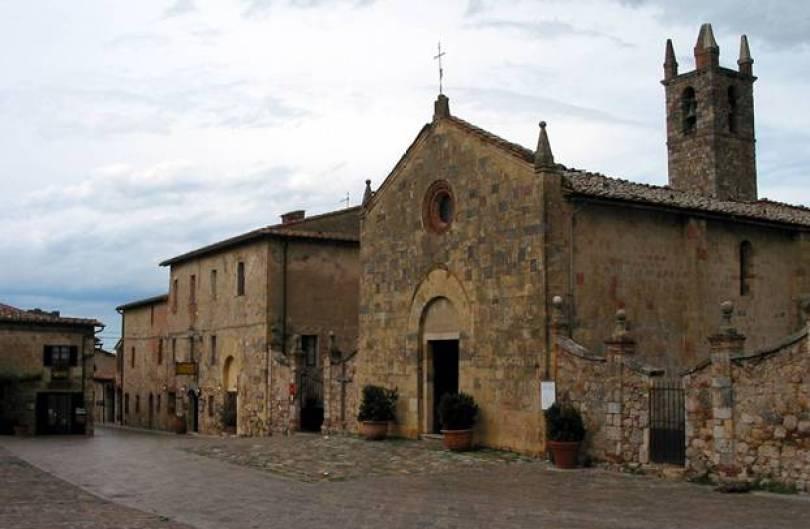 Monteriggioni Via Francigena