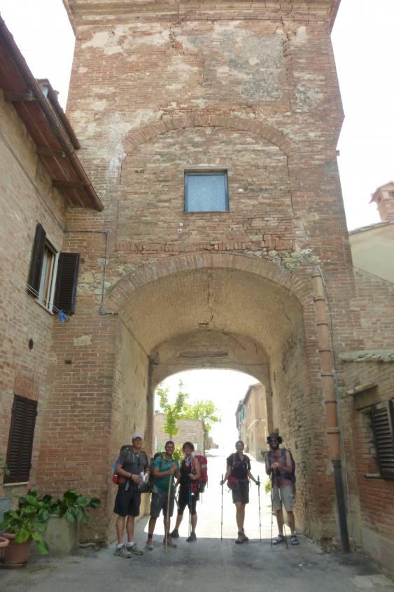 Arco Grancia di Cuna