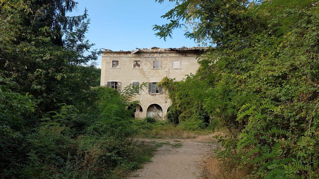 Le Vene Via Francigena