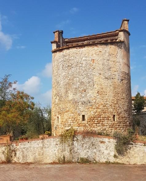 Torrino La Villa Via Francigena