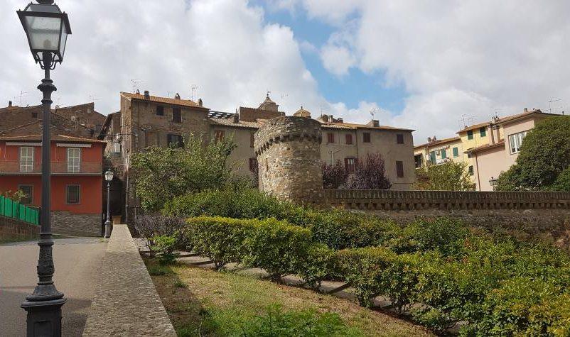 La Francigena si avvicina a Roma con VITERBO - VETRALLA - CAPRANICA