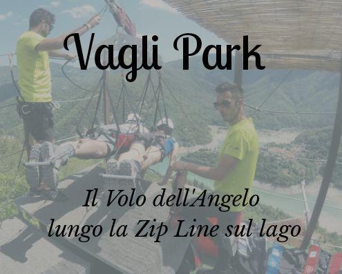 Zip Line Lago di Vagli al Vagli Park