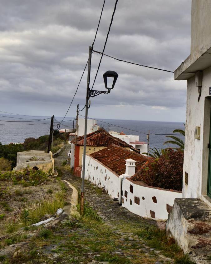 Il paese dei pescatori Taganana di Tenerife