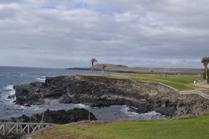 Vista Oceano e campi da Golf