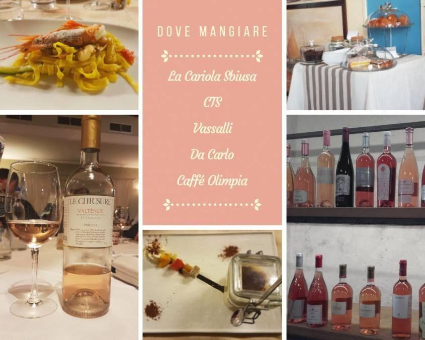Consigli su dove mangiare sul lago di Garda in provincia di Brescia
