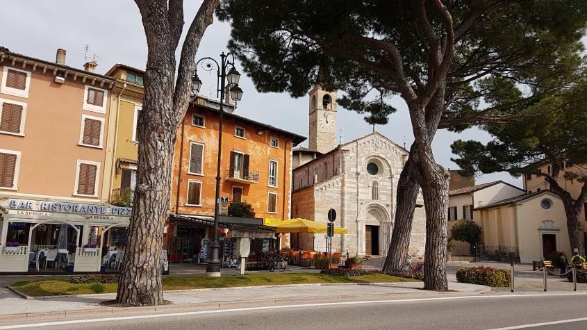 Centro storico di Gardone sul Lago di Garda