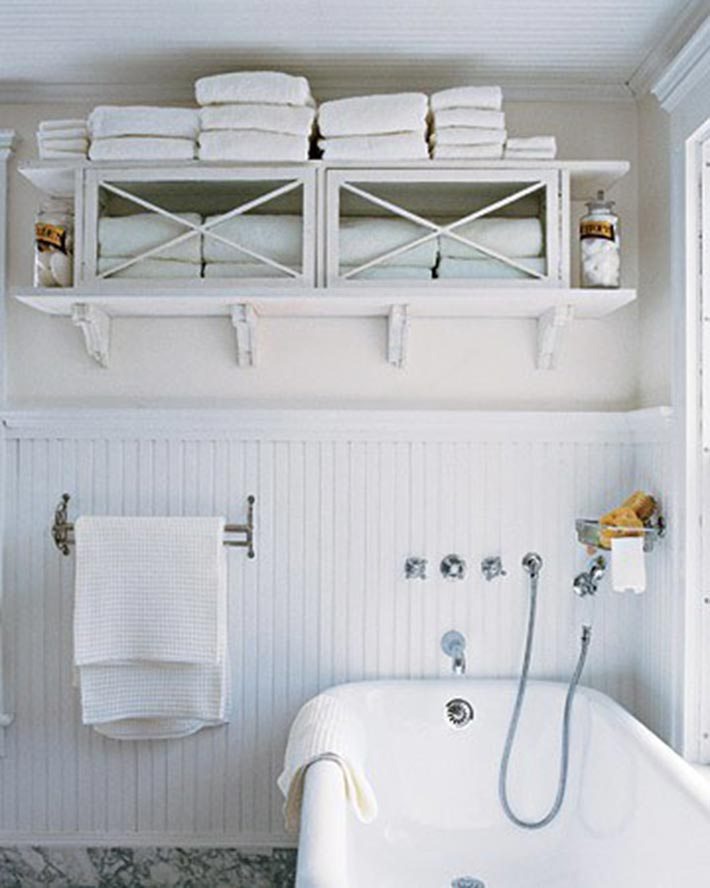Genius Storage Ideas For The Bathroom