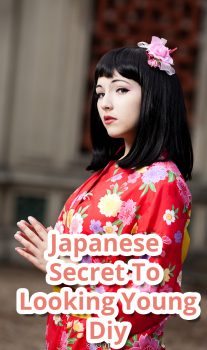 Japanese Secret To Looking Young – Diy