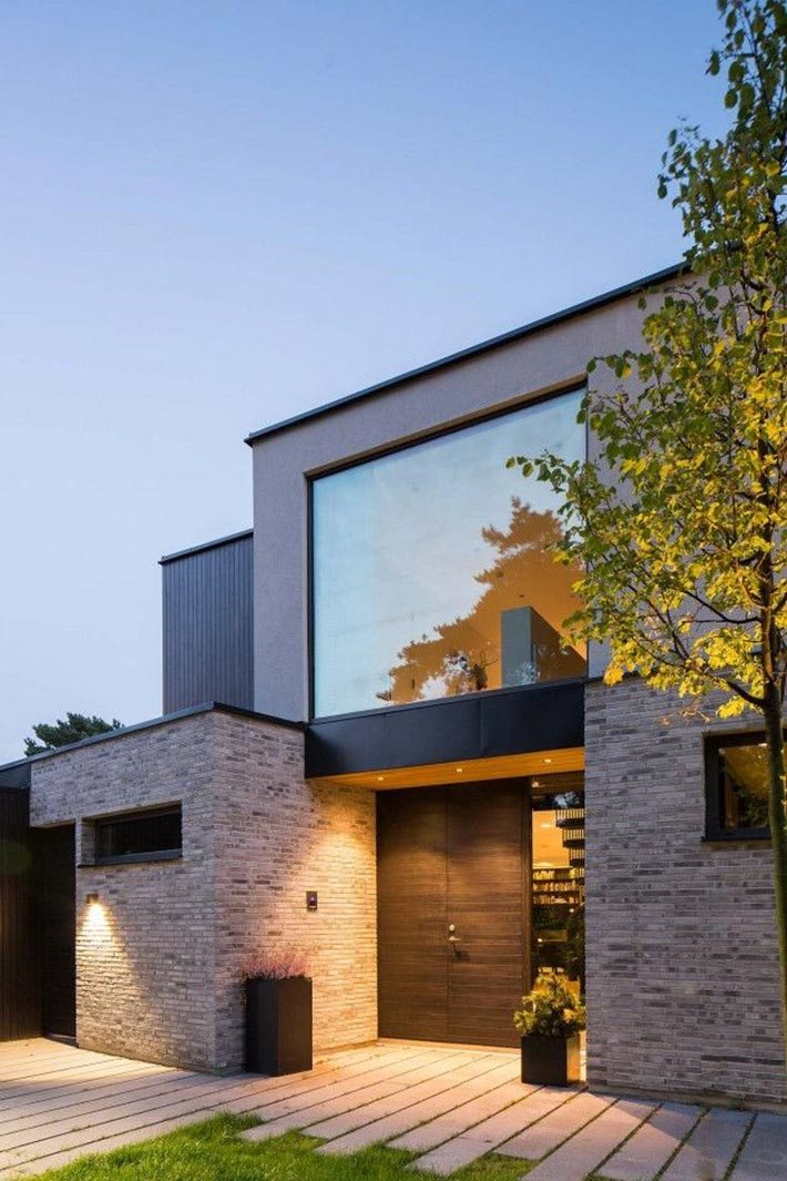 10 Modern Architecture & Beautiful House Designs