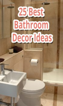 25 Best Bathroom Decor Ideas