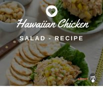 Hawaiian Chicken Salad - Recipe