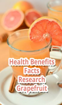 Health Benefits, Facts, Research: Grapefruit