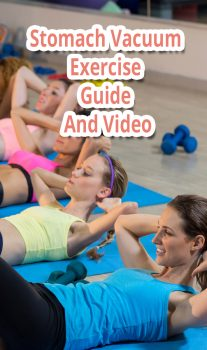 Stomach Vacuum Exercise – Guide And Video