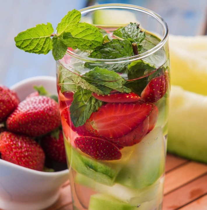 Recipes To Boost Your Metabolism Detox Water
