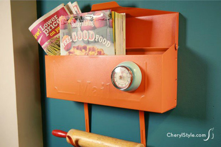 Cool Ideas To Give Old Mailboxes New Purpose