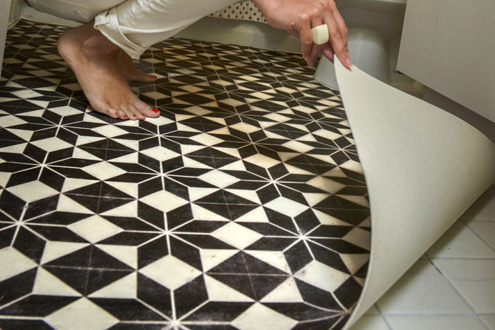 Fast And Fabulous Fixes For Frightful Floors