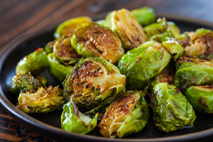 Roasted Brussels Sprouts – Recipe