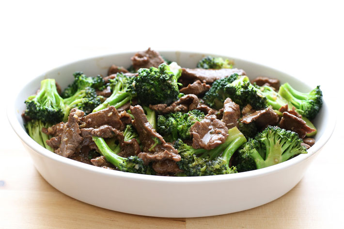 Beef And Broccoli Stir Fry – Recipe
