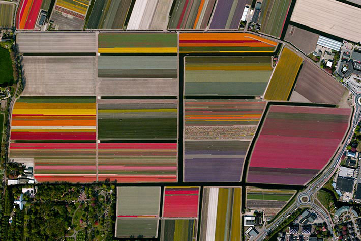Amazing Satellite Photos Explore Earth's Stranger Side