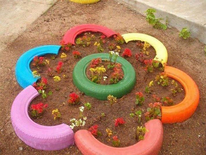 Creative Ways To Repurpose Old Tires