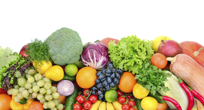 Fight Against Stress With Vegetables