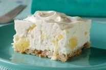 No Bake Pineapple Dream Dessert - Recipe