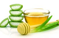 Natural Soap: Aloe Vera And Honey