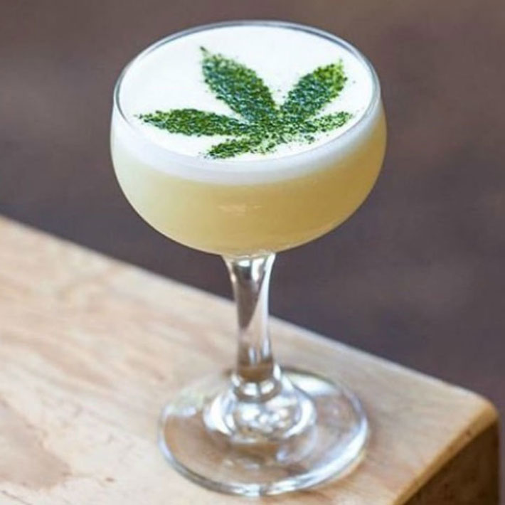 Marijuana Margaritas – Recipe