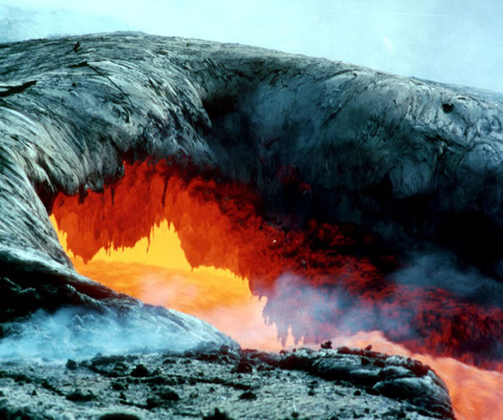 Top Volcanoes Around The World