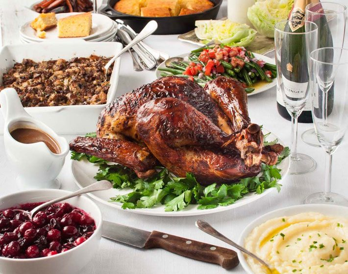 Thanksgiving Roast Turkey – Recipe