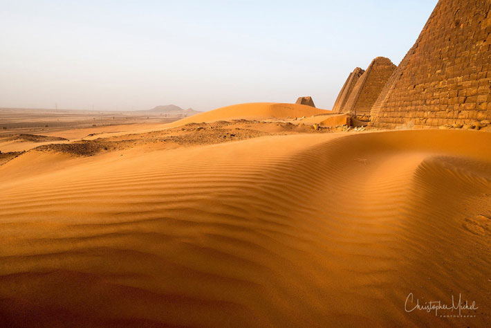 Little-Known Pyramids Of Ancient Nubia