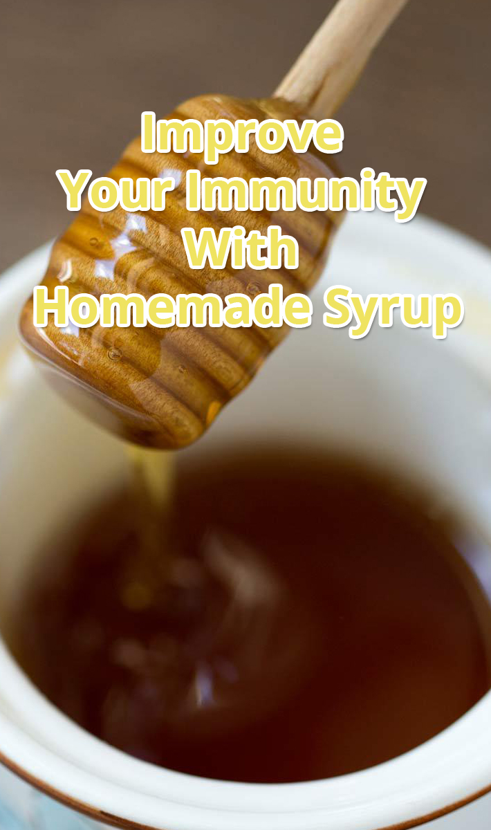 Improve Your Immunity With Homemade Syrup