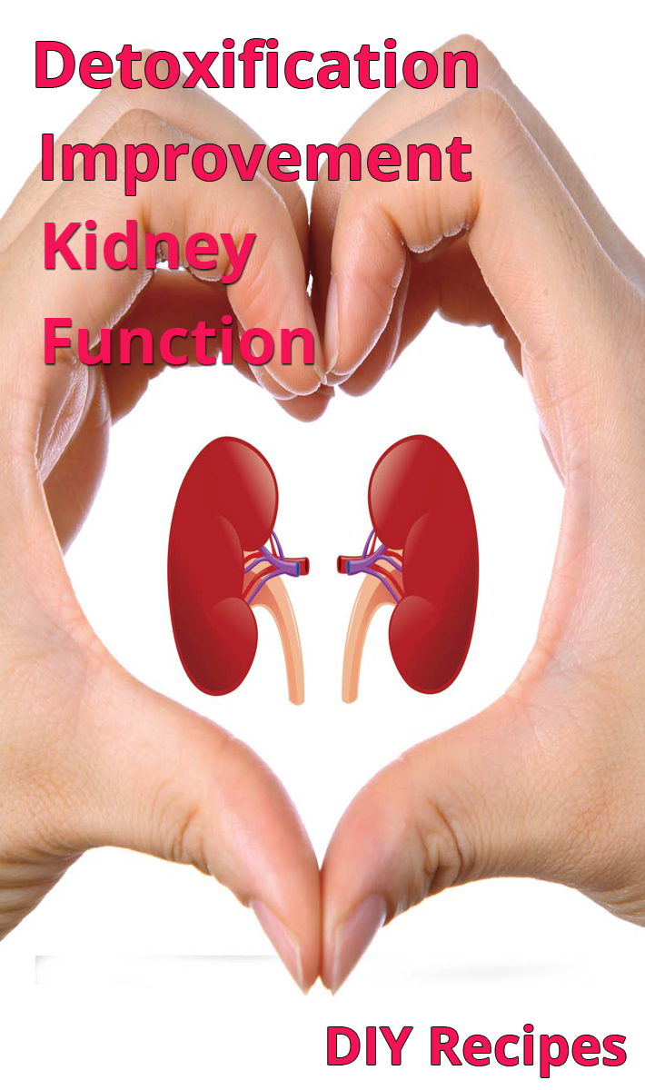 Detoxification And Improvement Of Kidney Function - Recipe