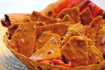 Cinnamon Pumpkin Seed Brittle - Recipe